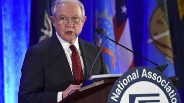 AG Sessions set to speak at Federalist Society dinner in Michigan