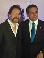 Marco Antonio Solís apoya a Michoacán, la tierra donde