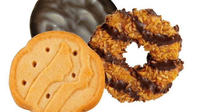 Some bars around Metro Detroit are pairing Girl Scout cookies with beer flights.