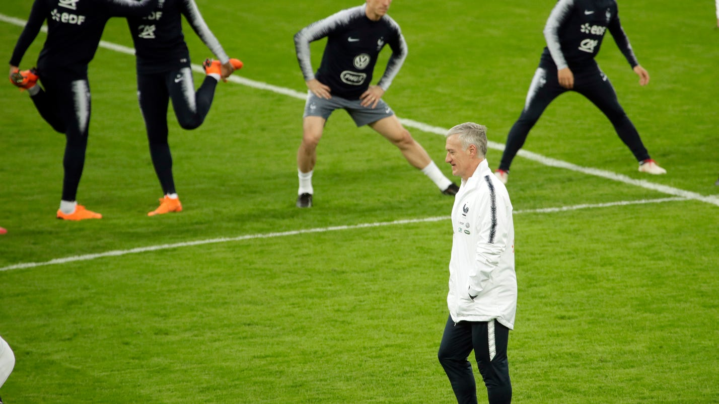 Column: A half-billion dollar problem for France's Deschamps