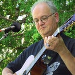 George Sawyn gives a solo guitar concert Jan. 30 at Studio 330 in Sturgeon Bay.