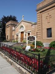 St. Vito's Church in Mamaroneck.