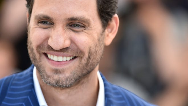 """Edgar Ramirez attends the Cannes Film Festival on May 16, 2016, to promote """"Hands of Stone."""""""