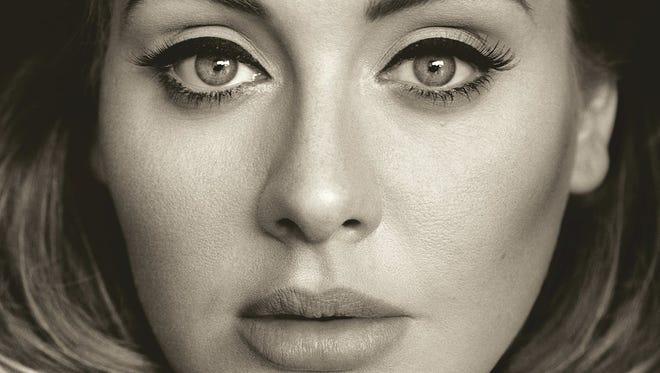 25, Adele.