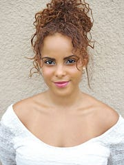 Singer Jasmine Maslanova Brown is a guest artist for the Battle Creek Symphony this weekend.