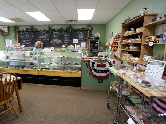The Interior Of JJs Bakery In Marshfield