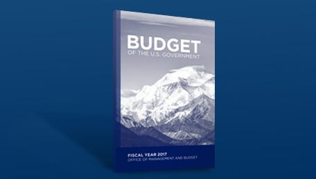 Reading President Obama's budget leaves me irritated ... at the GOP presidential candidates.