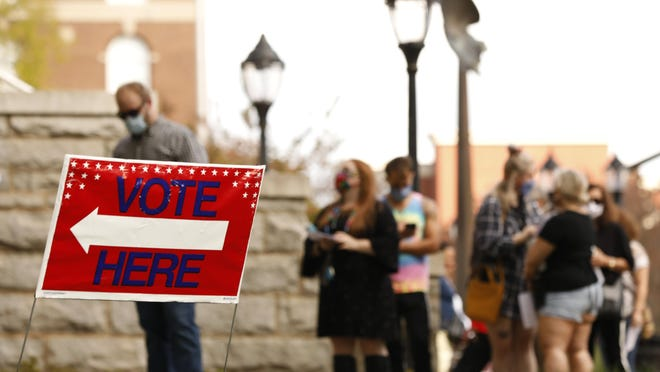 This is the final week for early voting in Clarke County ahead of Election Day next Tuesday.