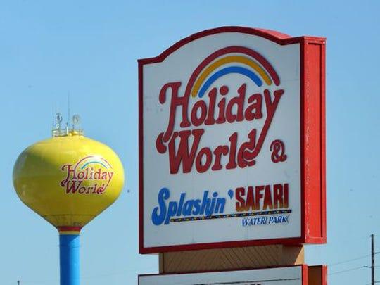 Holiday World & Splashin' Safari, in Santa Claus, Ind.