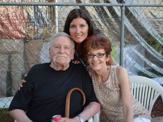 Gus Weill, Amy Weil and Fay Bowen