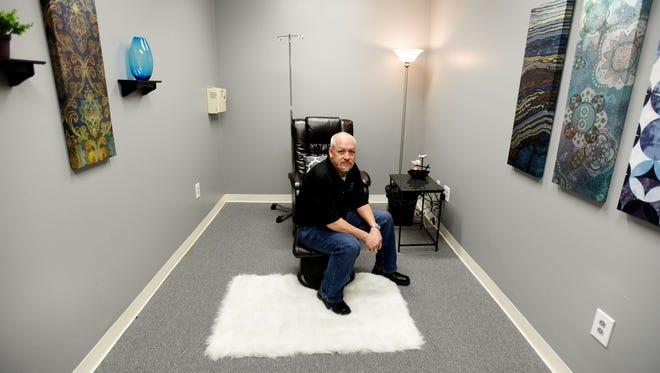 Robert Wheeler is a partner of Rapid Recovery in Shreveport.