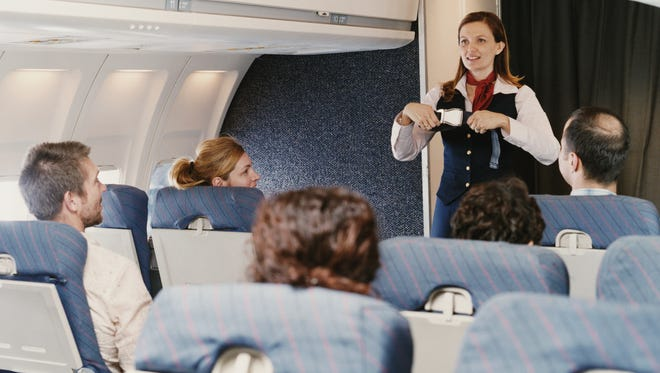 There are a lot of myths about flight attendants, let us clear up a few of them.