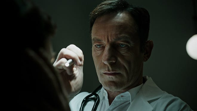 Jason Isaacs in A Cure for Wellness (2016)