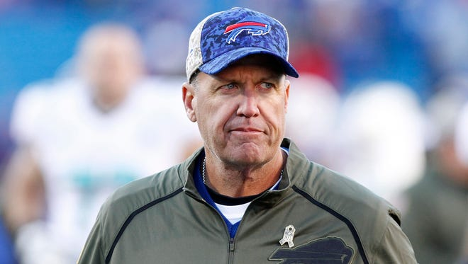 Rex Ryan is known for fielding great defensive units, but his Bills ranked 19th overall last season and almost dead last in sacks. He has restocked with plenty of veterans who he thinks can play his system.