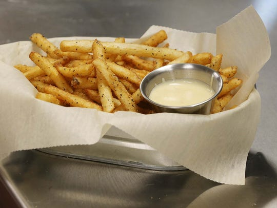 """The dish formerly known as """"Crack Fries"""""""