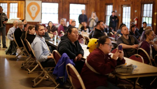 """Sheboygan SOUP's """"Let's Taco 'Bout Voting,"""" event, discusses importance of local elections"""