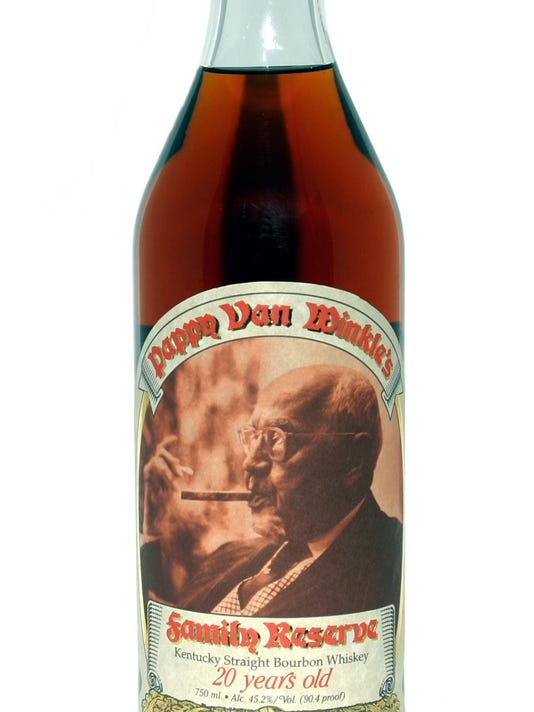Title: Pappy Van Winkle's Family Reserve 20-Year