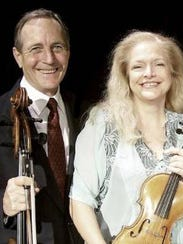 David and Carol Cole are the Cole Duo and will perform