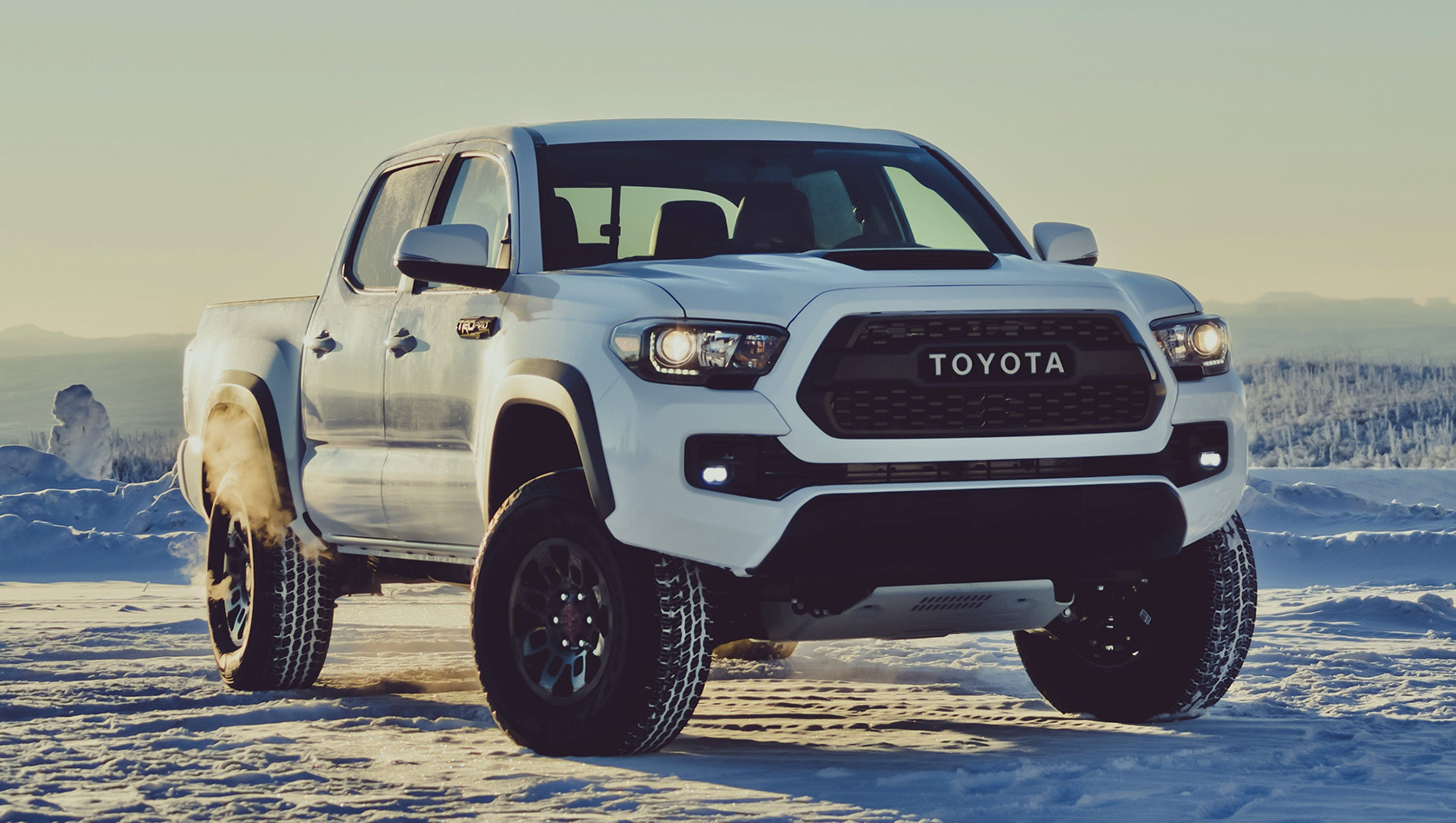 Toyota's Tacoma TRD Pro for 2017