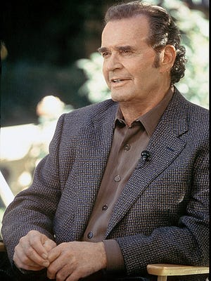 """James Garner returned to his  Jim Rockford role in several television movies, including 1996's """"The Rockford Files: Friends and Foul Play."""""""