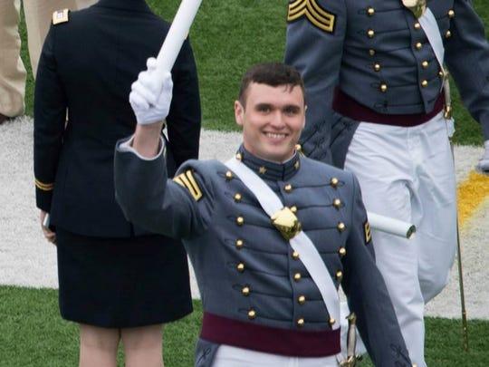 2nd Lt. John Patrick Crowley