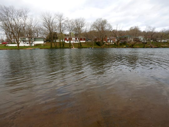 The Finley River is a popular paddling and fishing spot, with a boat ramp at Finley River Park.