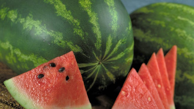 Watermelons are one way to cool down in the summer heat, when its harvested and readily available from April to June.