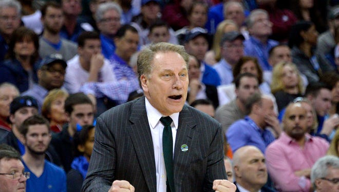 Tom Izzo's ability to adapt tactically to different opponents is one reason for MSU's success.