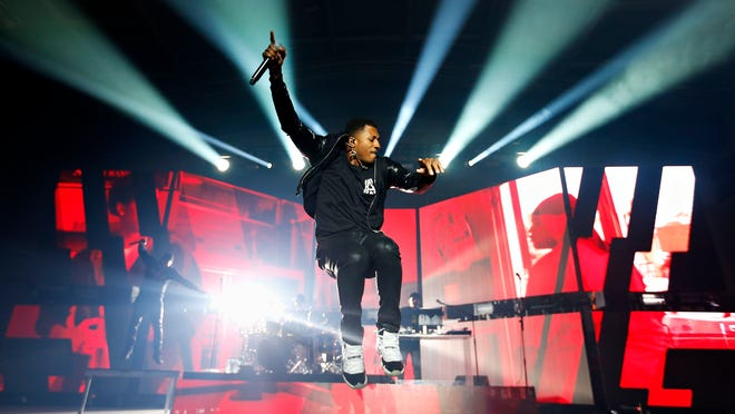 Christian rapper LeCrae in concert April 29 at the O'Reilly Family Event Center in Springfield.