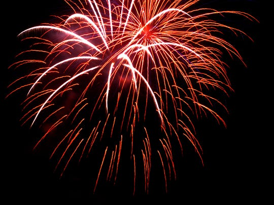 Fireworks are part of many events as the Fourth of July approaches.