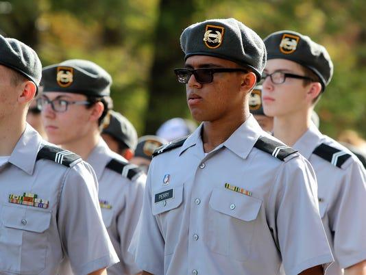 WF Veterans Day Parade