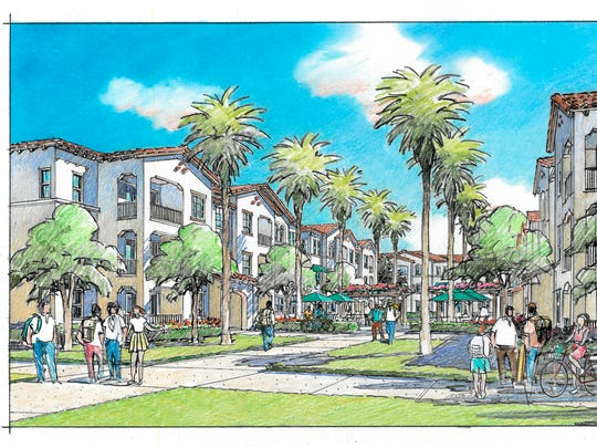 Miromar Development is planning to construct student residences inside University Village in Estero, accommodating 1,400 FGCU students in two- and four-bedroom apartments. The development also will contains homes, restaurants and shops.