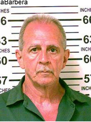 Richard LaBarbera is serving 25 years to life for murder