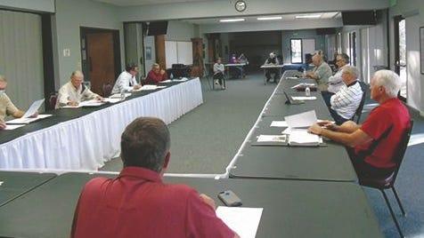 Golf Committee meeting Nov. 19