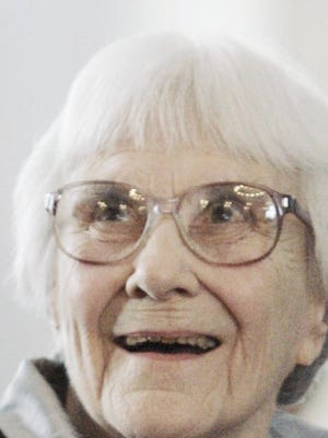 The 89-year-old Lee and 11 other writers are being honored as the hall's first class Monday night in Tuscaloosa.