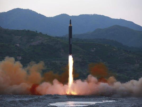 AP NORTH KOREA KOREAS TENSIONS I PRK