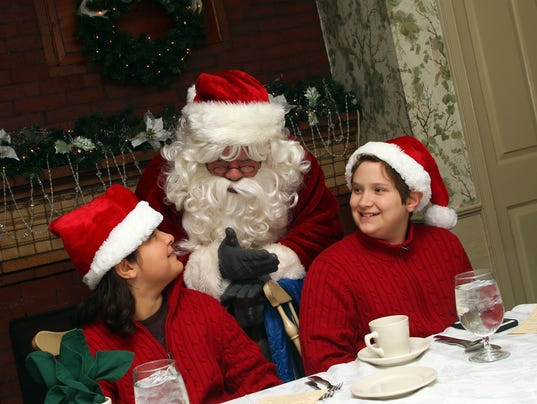 Christmas Celebration With Virginia & James F. Comley