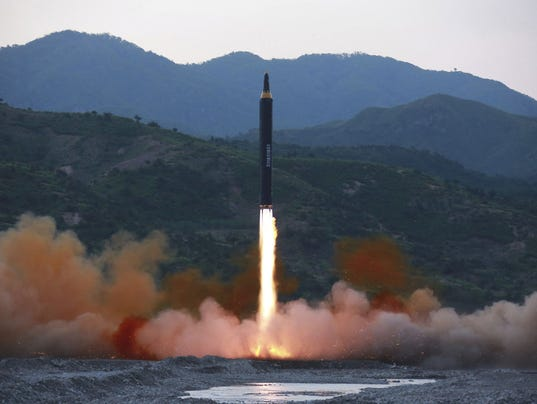North Korea Tests Second Successful Missile