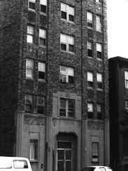 The Pierre Building in Camden, shown in an undated