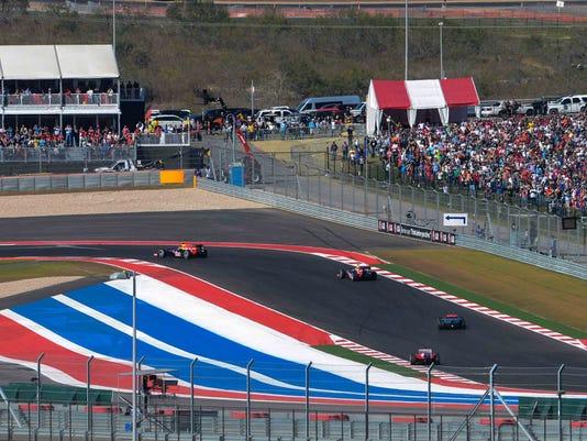 Formula One: United States Grand Prix