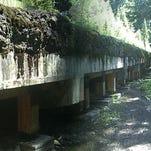 Salt Creek Falls Tunnel project