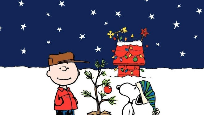"""""""A Charlie Brown Christmas"""" airs at 8 p.m. Thursday on ABC."""