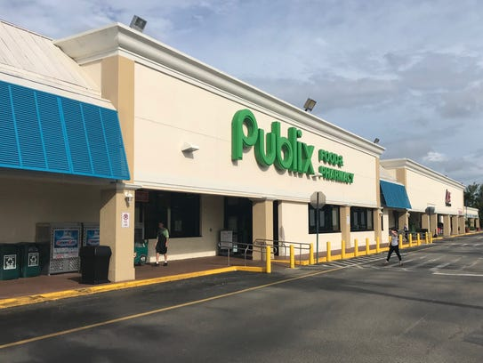 The Publix in Cove Shopping Center in Port Salerno showed no sign of boycotts Wednesday, May 23, 2018.