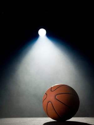 Basketball in spotlight