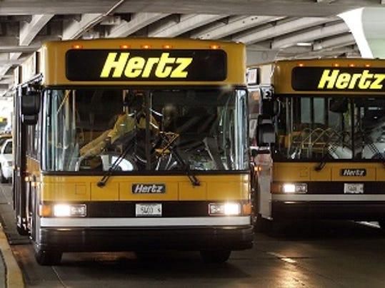 Hertz Car Rental Cleveland Airport Address