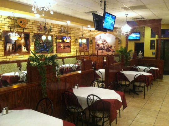 The new Ali Baba Shish Kabob restaurant in Hamtramck opens to the public.