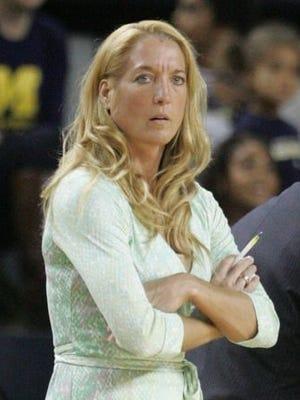 Autumn Rademacher will not return as Detroit women's basketball coach.