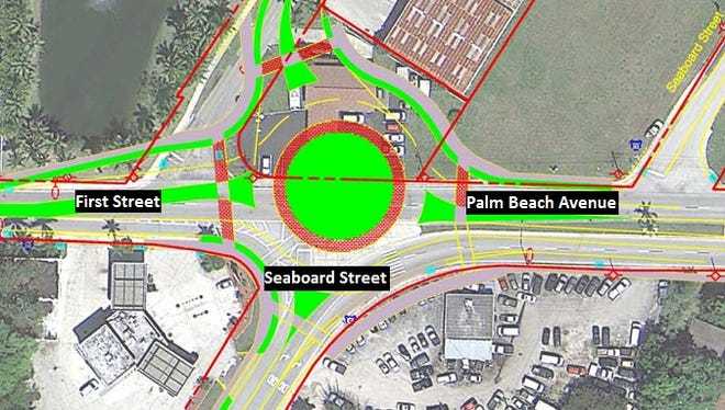 Lee County planners have won approval to add a new roundabout to its priority list. At the request of the City of Fort Myers, the intersection of First and Seaboards streets is now on the list, and is in line for state funding.