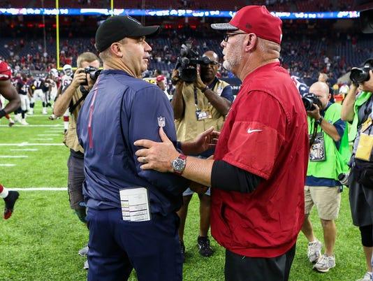 NFL: Preseason-Arizona Cardinals at Houston Texans