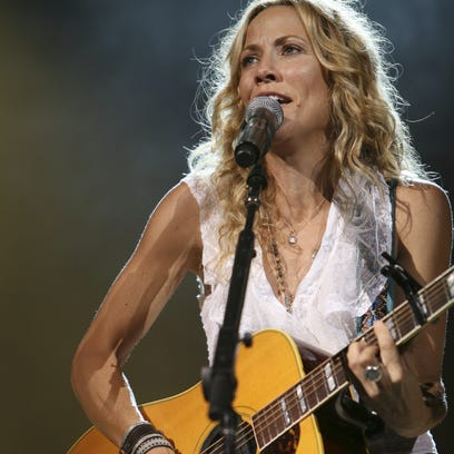 Sheryl Crow performs at CMAC (Constellation Brands